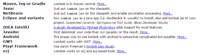 使用lombok提高开发效率文章的图片